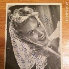 Autografi di Musica : MARICARMEN - AUTOGRAFO. Lote 82061440