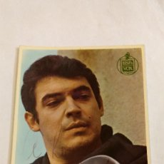 Autógrafos de Música : TARJETA POSTAL CON AUTÓGRAFO DE ALBERTO CORTEZ.. Lote 88147664