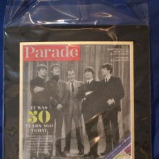 Autógrafos de Música : ED SULLIVAN THE BEATLES AUTÓGRAFO ORIGINAL. Lote 91959020