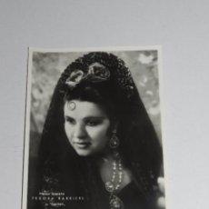 Autografi di Musica : (AUT) FEDORA BARBIERI IN CARMEN , MEZZO SOPRANO , POSTAL AUTOGRAFIADA. Lote 97912119