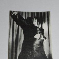 Autógrafos de Música : (AUT) PUBLICIDAD AUTOGRAFIA ORIGINAL POR LA CHANA. Lote 97915103