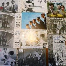 Autógrafos de Música : LOTE DE 18 FOTOGRAFIAS PROMOCIONALES AÑOS SESENTA FIRMADAS.AUTOGRAFO LONE STAR,PEKENIQUES.... Lote 103394895
