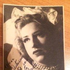Autografi di Musica : MARY CAMPOS - AUTOGRAFO. Lote 103782827