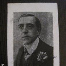 Autógrafos de Música : LUIS FERRER - AUTOGRAFO -CIUDADELA 1919 -VER FOTOS- (V-12.785). Lote 104629647
