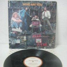 Autógrafos de Música : DISCO FIRMADO A MANO POR PETE TOWNSHEND LIDER DE LOS WHO -WHO ARE YOU- EN 1978 POR MCA RECORDS. Lote 108455559