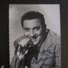 Autógrafos de Música : MARINO MARINI - FOTOGRAFIA CON AUTOGRAFO -VER FOTOS-(V-13.180). Lote 109281399