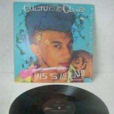 Autógrafos de Música : DISCO FIRMADO A MANO POR BOY GEORGE JON MOSS, MIKEY CRAIG & ROY HAY DE-CULTURE CLUB AÑO 1983. Lote 109910771