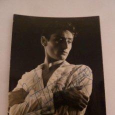 Autografi di Musica : INTERESANTE FOTO ORIGINAL ANTIGUA DE ANTONIO GADES CON AUTOGRAFO ORIGINAL. Lote 111607127