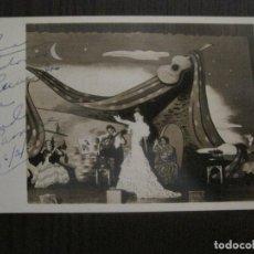 Autógrafos de Música : FOTOGRAFIA Y AUTOGRAFO -........ -VER FOTOS- (V-14.604). Lote 122575395