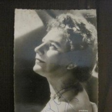 Autographes de Musique : AUTOGRAFO - RITA GORR -VER FOTOS-(52.948). Lote 122808975