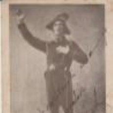 Autógrafos de Música : FOTOGRAFIA I AMPLIA DEDICATÓRIA DEL BARÍTONO M.F.CARBONELL 1918. Lote 128560279