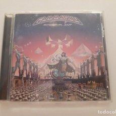Autógrafos de Música : CD DE GAMMA RAY FIRMADO POR LOS 4 COMPONENTES. Lote 128819967