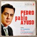 Autógrafos de Música : ¡ÚNICO! DEDICATORIA Y AUTÓGRAFO PEDRO PABLO AYUSO. LA CIEGUITA; VOLVER; EL DÍA QUE ME QUIERAS.... Lote 131884434