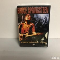 Autógrafos de Música : BRUCE SPRINGSTEEN, THE COMPLETE VIDEO ANTHOLOGY 1978 - 2000. CON PRECINTO PLÁSTICO. 2 DVDS.. Lote 132839054