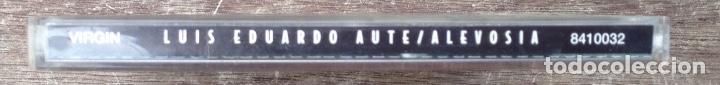 Autógrafos de Música : Autografo Aute - CD Alevosía - Foto 5 - 134696074