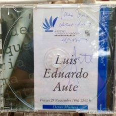 Autógrafos de Música : AUTOGRAFO AUTE - CD ALEVOSÍA. Lote 134696074