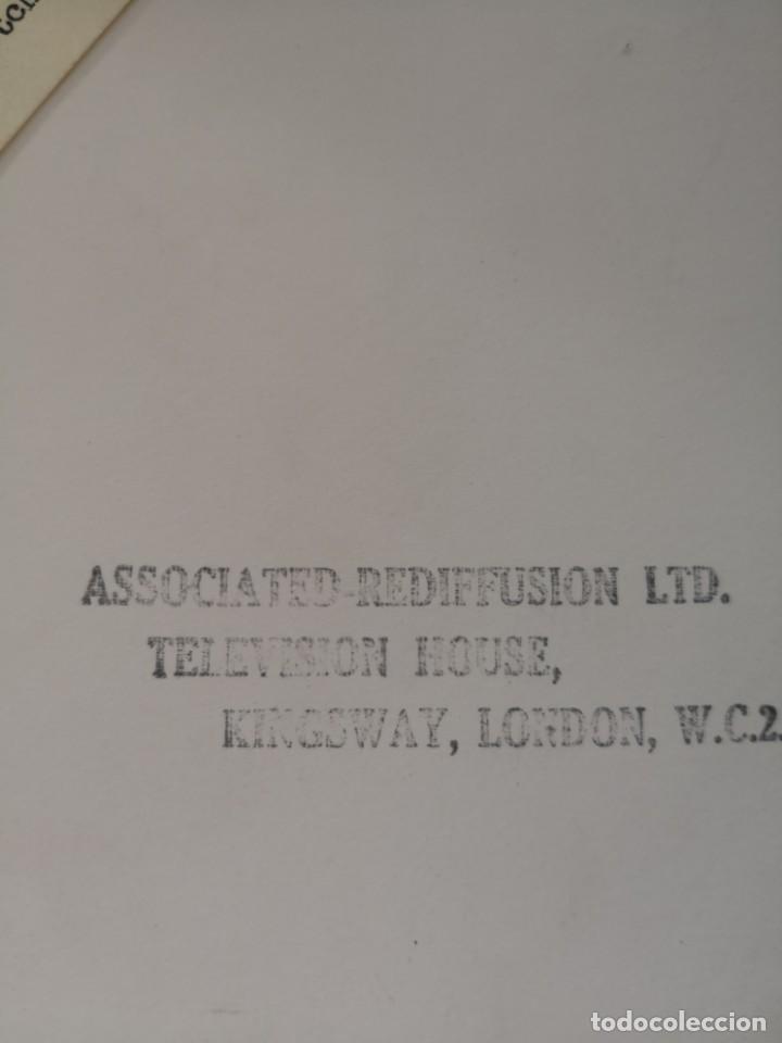 Autógrafos de Música : Fotografía de Anne Shelton para Gordon. Firmada autógrafo. Medida 25x19. Associated rediffusion ltd - Foto 5 - 136003078