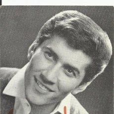 Autógrafos de Música : AUTÓGRAFO GEORGIE DANN. DEDICADO Y FIRMADO. PROMOCIONAL PATHÉ. EMI. 1964. 16X9,5 CM. BUEN ESTADO.. Lote 136004746