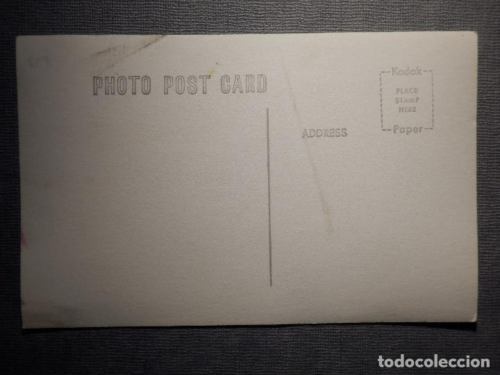 Autógrafos de Música : Autógrafo sobre foto-postal con dedicatoria - Perla Cristal - Foto 3 - 150502734