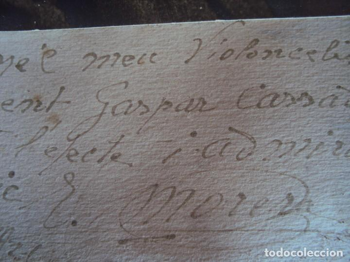 Autógrafos de Música : (FOT-190602)FOTOGRAFIA DEDICADA DEL COMPOSITOR ENRIC MORERA A GASPAR CASSADO I MOREU - Foto 5 - 168923456