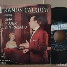 Autógrafos de Música : RAMÓN CALDUCH/ AL DI LA /FIRMADO Y DEDICADO. Lote 177401268