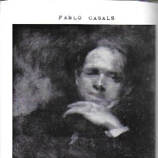 Autógrafos de Música : PROGRAMME XIVME FESTIVAL DE PRADES (1964). AUTOGRAPHES DE PAU CASALS ET IGOR OISTRAKH. 26X16CM. 46 P. Lote 187436435