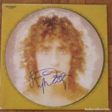 Autographes de Musique : ROGER DALTREY. THE WHO. FIRMA, AUTÓGRAFO ORIGINAL. LP. VINILO. DALTREY. 1973. MCA RECORDS. USA. . Lote 193917347