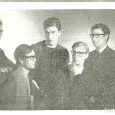 Autógrafos de Música : 2043.- LOS 4 SEIS 4 BARCELONA - GRUPO DE MUSICA- FOTOGRAFIA PUBLICITARIA. Lote 194301955