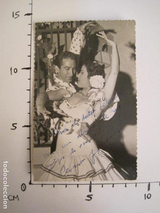 Autógrafos de Música : CARMEN Y ?-AUTOGRAFO-FOTOGRAFIA FIRMADA-VER FOTOS-(V-19.342) - Foto 4 - 196640301