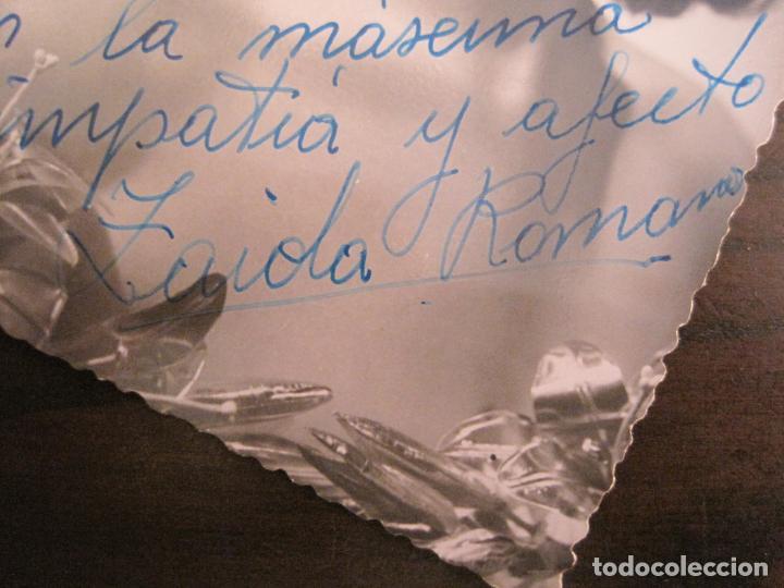 Autógrafos de Música : ZAIDA ROMANAS-AUTOGRAFO-FOTOGRAFIA FIRMADA-VER FOTOS-(V-19.350) - Foto 2 - 196641086
