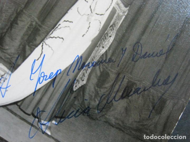 Autógrafos de Música : ALICIA MARASLIAU-AUTOGRAFO-GRAN TEATRO DEL LICEO-BARCELONA-FOTOGRAFIA FIRMADA-VER FOTOS-(V-19.983) - Foto 6 - 204089888