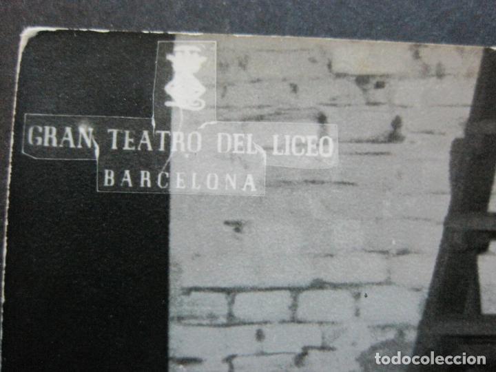Autógrafos de Música : JOYCE BLACKHAM-AUTOGRAFO-GRAN TEATRO DEL LICEO-BARCELONA-FOTOGRAFIA FIRMADA-VER FOTOS-(V-19.989) - Foto 3 - 204092298