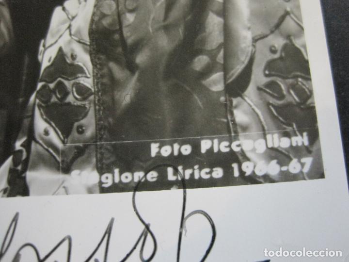 Autógrafos de Música : PETER GLOSSOP-AUTOGRAFO-BARCELONA-FOTOGRAFIA FIRMADA-VER FOTOS-(V-19.990) - Foto 6 - 204092380