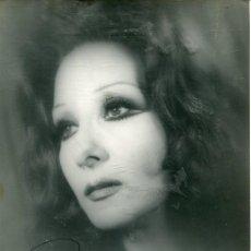Autógrafos de Música : FOTO MARIFE DE TRIANA FIRMADA (DICIEMBRE 1979). Lote 216420925