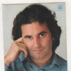 Autografi di Musica : POSTAL CON AUTOGRAFO O FIRMA DE VICTOR MANUEL. 1981. Lote 233697195