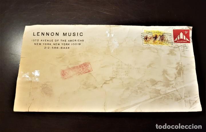 Autógrafos de Música : AUTOGRAFO JOHN LENNON THE BEATLES + CERTIFICADO DE AUTENTICIDAD polydor tony sheridan lp cd lote box - Foto 13 - 234906750