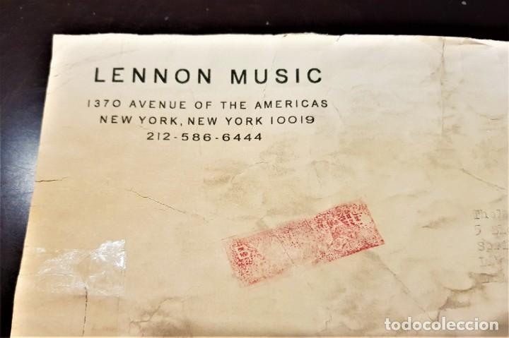 Autógrafos de Música : AUTOGRAFO JOHN LENNON THE BEATLES + CERTIFICADO DE AUTENTICIDAD polydor tony sheridan lp cd lote box - Foto 14 - 234906750