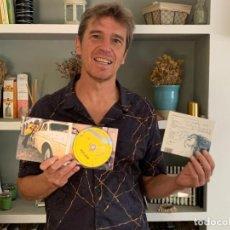 Autographes de Musique : DISCO BARRIO DE LA PAZ ACTO 1 FIRMADO POR JAVIER OJEDA. Lote 230413610