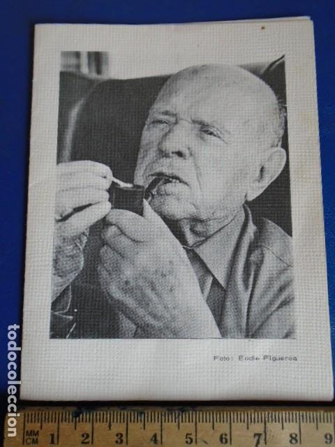 Autógrafos de Música : (FOT-210401)LOTE DE TARJETAS CON FOTOGRAFIAS DE PAU CASALS FIRMAS ORIGINALES - Foto 2 - 254753915