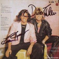 Autografi di Musica : READY FOR ROMANCE. MODERN TALKING. THE 3RD ALBUM. AUTÓGRAFOS DE THOMAS ANDERS Y DIETER BOHLEN. 1986.. Lote 262412870