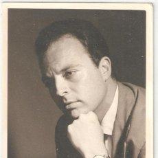 Autógrafos de Música: AUTÓGRAFO DEL TENOR ALFREDO KRAUS (LAS PALMAS DE GRAN CANARIA,1927). Lote 263533290