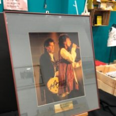 Autógrafos de Música : FOTO FIRMADA MICK JAGGER Y KEITH RICHARD. Lote 268599999