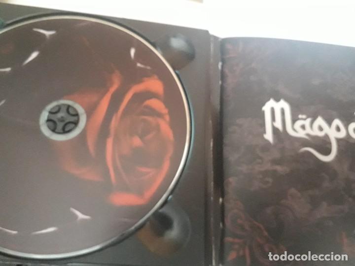 Autógrafos de Música : Disco doble mago de Oz firmado y dedicado - Foto 2 - 268816414