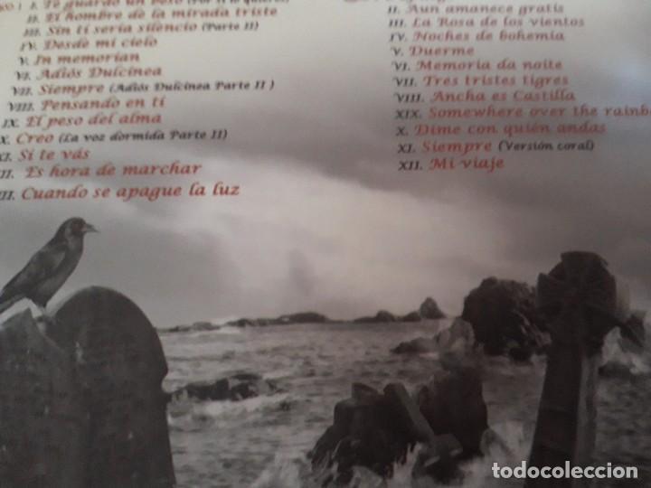 Autógrafos de Música : Disco doble mago de Oz firmado y dedicado - Foto 4 - 268816414
