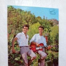 Autógrafos de Música : DÚO DINÁMICO AUTÓGRAFO ORIGINAL NO COPIA. REF.AUTO. Lote 276819973