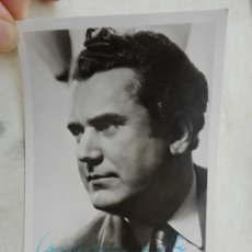 Autógrafos de Música : ANTIGUA POSTAL FIRMADA.OPERA.HANS BEIRER BERLIN 1956. Lote 277414733