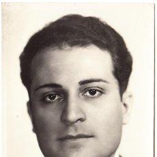 Autógrafos de Música : RETRATO UMBERTO VALDARNINI - AUTÓGRAFO 1935 - V. HENRY (PARÍS) - TENOR - ÓPERA OPÉRA-COMIQUE. Lote 293942608