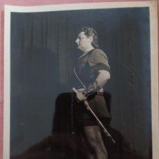 "Autógrafos de Música : FOTO PIER MIRANDA FERRARO - TEATRO ALLA SCALA IN ""AIDA"". Lote 295503568"