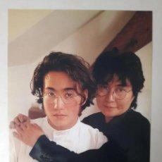 Autógrafos de Música : AUTÓGRAFO SEAN LENNON Y YOKO ONO.. Lote 295732138