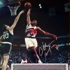 Coleccionismo deportivo: NBA - AUTOGRAFO DE CHARLES BARKLEY. Lote 48219283